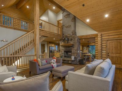 Photo for Modern Rustic House w/Hot Tub & Easy Access to Park City