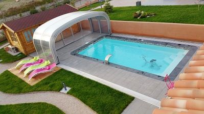 Photo for Homerez last minute deal - Amazing apt with swimming-pool