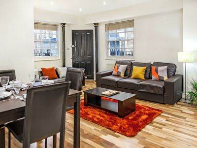 Photo for Marylebone Apartment perfect for Madame Tussauds, Oxford Street & Marble Arch