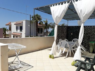 Photo for Salento 2019: Venere apartment 200 meters from the sea