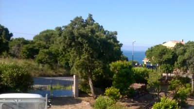 Photo for INDEPENDENT VILLA of 90 m2 on 2000 m2 of land IDEAL FOR VACATION
