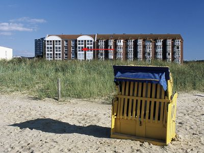 Photo for 2BR Apartment Vacation Rental in Niedersachsen, Nordsee