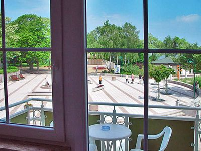 Photo for Double room with balcony to the sea side - Hotel Ostseeblick