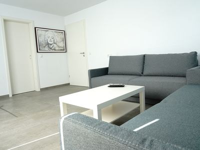 Photo for Apartment with roof terrace