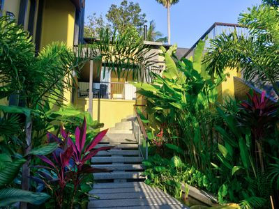 Photo for Butterfly Garden Villa, Private Tropical Villa With Pool, Jacuzzi & Car