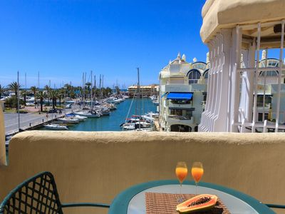 Photo for 332 Puerto Marina - Apartment for 4 people in Benalmadena