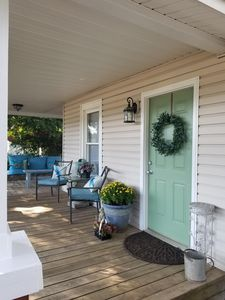 Photo for Adorable cottage just north of downtown Travelers Rest S. C.