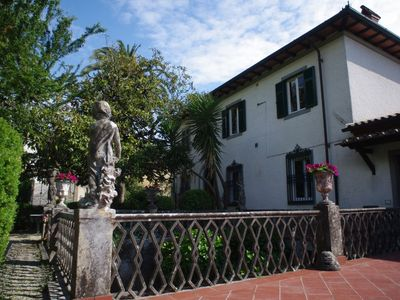 Photo for Antica Magnolia, superb and charmg with private pool and evocative garden