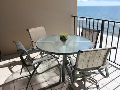 Photo for 7th Floor Beachfront Condo that Sleeps 6. Bring the Family and Relax
