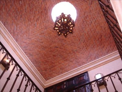 Boveda ceiling and cupula