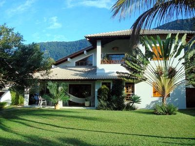 Photo for House in Guaecá with 5 suites and private pool - gated community