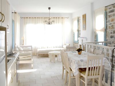 Photo for Vacation home Mousses in Mochlos - 4 persons, 2 bedrooms