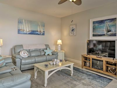 Photo for Indialantic Oceanfront Condo w/Beach Access!
