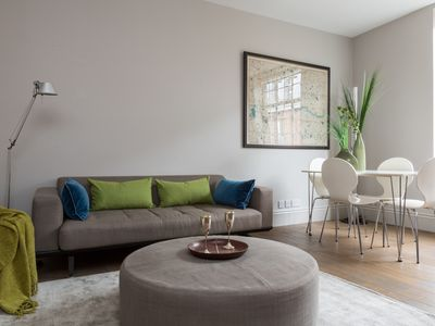 Photo for Chelsea Manor Street V by onefinestay