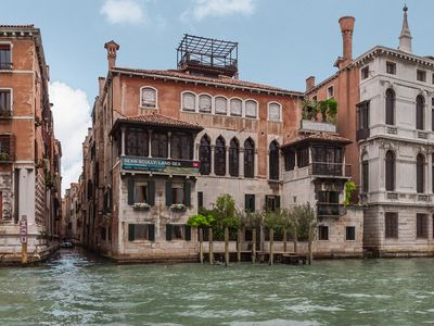 Photo for Grand Canal luxury apartment in the heart of Venice