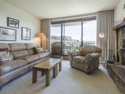 Photo for *REDUCED RATES* ~ Spectacular Views, 100 yard walk to slopes, Winter Shuttle