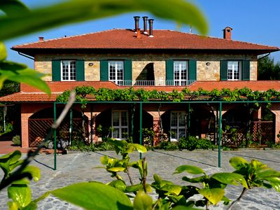 Photo for A Delightful Casale in the Heart of Italy, Organic Farm