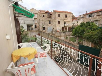 Photo for Apartment Tenara  A2(2)  - Vis, Island Vis, Croatia