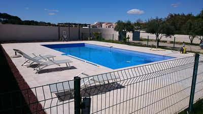 Photo for A luxury villa with a large pool in Pinet is near to Pézenas and Marseillan.