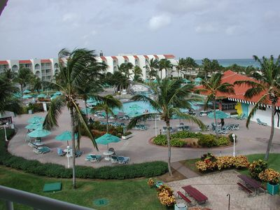Photo for La Cabana Beach Resort and Casino 1 Bedroom Poolside View Condo