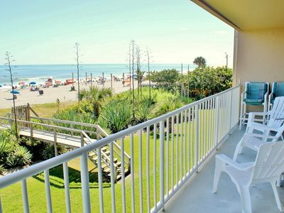 Photo for Direct Oceanfront - Great View And Location