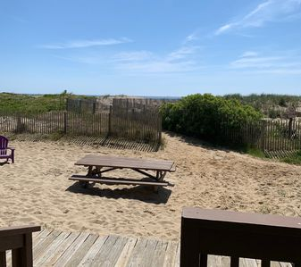 Photo for Charming Beach Front Condo