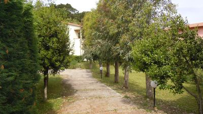 Photo for Detached house just 50 meters from the beach of Procchio. Large garden. Suitable for 6 people