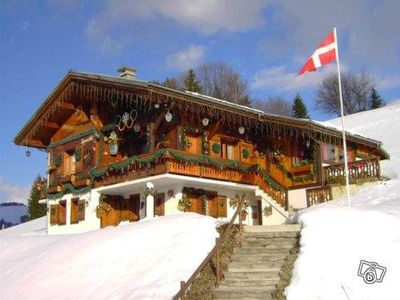 Photo for RENTED. SAVOIE CREST-VOLAND CHALET 4 TO 8 PERS P. FREE TRACK from 10 to 30 APRIL