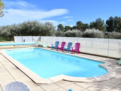 Photo for Villa - 4 Air-Conditioned Bedrooms, Sleeps 10 - Private Pool - Ping Pong Table