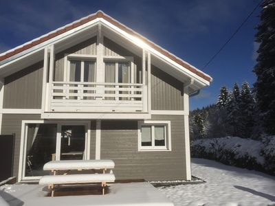Photo for Fully equipped chalet 300m from GERARDMER lake