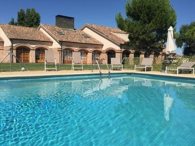 Photo for The Casona del Tormes. Leisure, nature and golf 15 minutes from Salamanca.