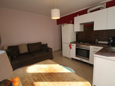 Photo for Free Wi-Fi, a fully equipped budget, spacious apartment