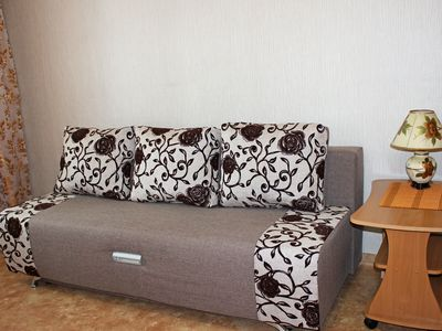 Photo for 1bedroom apartment in a new house