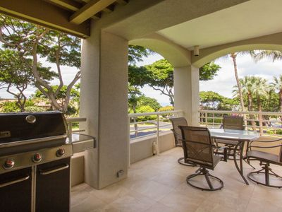 Photo for Beautifully remodeled! Partial Ocean Views! Top Floor! Palms at Wailea 1704