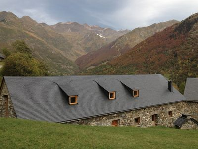 Photo for holiday cottage Granges trabes *** in Gavarnie Gèdre, Hautes-Pyrénées