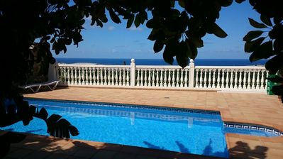 Photo for Villa sea, peace and city, Private Pool (Gáldar)