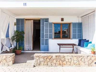 Photo for CASA MARINA 812/2015 Charming house with direct access to the sea