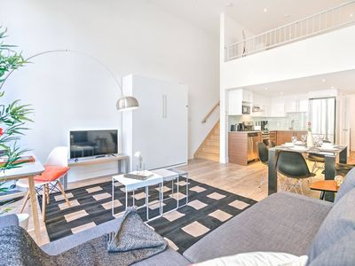 Photo for Liv MTL | Downtown 404 | Up to 60% OFF | Spacious Duplex + Big Family