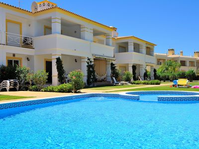 Photo for Peaceful Location, Directly Facing The Swimming Pool, Gardens and Millenium Golf