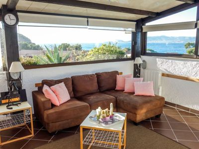 Photo for Apartment La Madrague d'Azur in Saint Cyr sur Mer La Madrague - 4 persons, 2 bedrooms