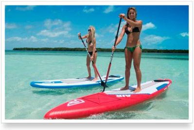 Paddle Boards available