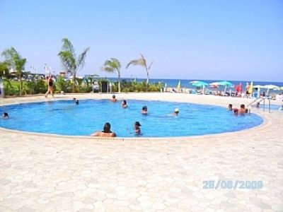 Photo for One bedroom Apartment , Sleeps 4 People, Communal Pool, 200 Meters from the sea