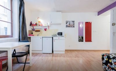 Photo for Adorable 27m2 studio, historic heart of Aix en Provence, wifi