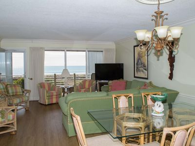 Photo for Multi-level Oceanfront Condo Near Fort Macon State Park