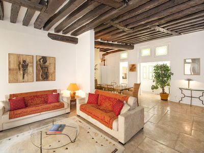 Photo for Large 2 bedroom in the earth of Saint Germain des Près