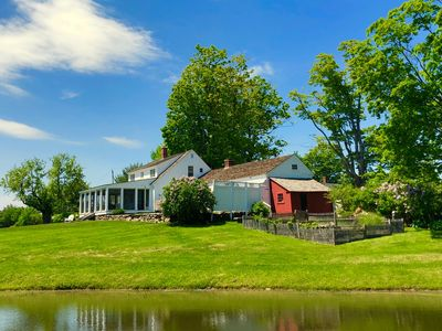 Photo for New Hampshire Country Retreat with Swimming Pond