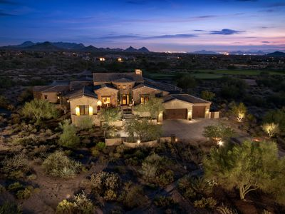 """Photo for SCOTTSDALE  DESERT MOUNTAIN  VILLA  """" First night stay is free"""""""