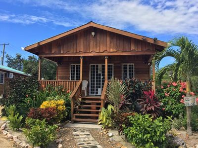 Photo for Vacation Rental - 2 Bedroom House On Placencia Peninsula W Beach And Pool Access