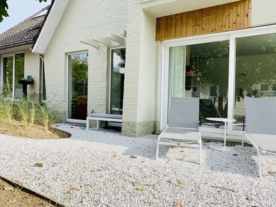 Photo for Completely renovated holiday home with all the comforts you could want, close to Koksijde's beach