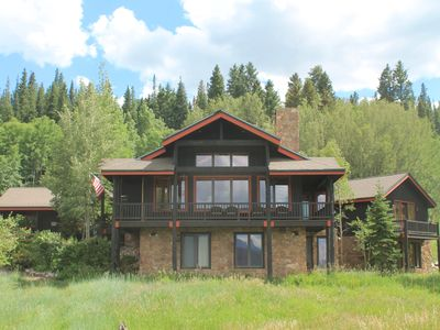 Photo for Ruby Road Ranch-  Mountain getaway with gorgeous views of Summit County